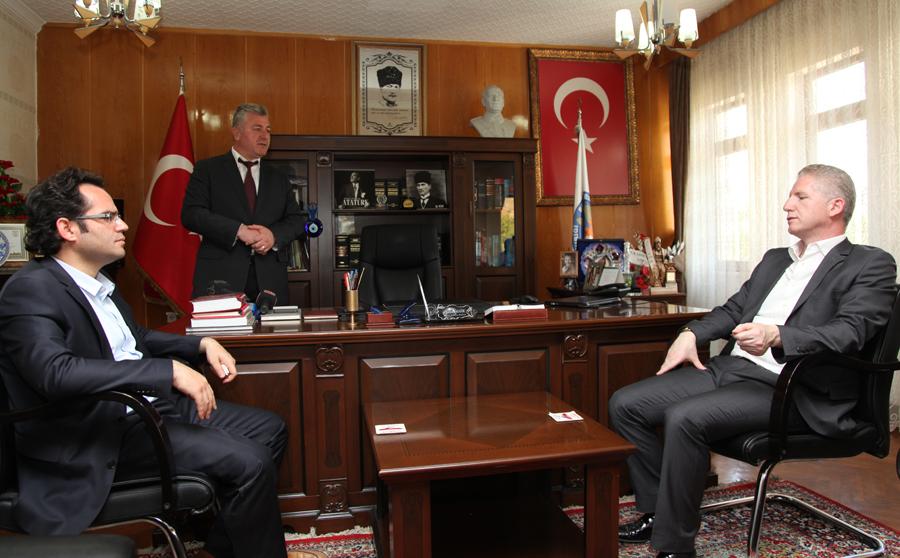 Sivas Valisi Davut Gül Divriği'yi Ziyaret Etti